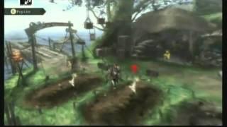 Monster Hunter 3 Tri bei MTV GameOne