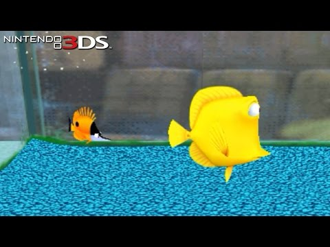 Finding Nemo: Escape to the Big Blue - Gameplay Nintendo 3DS Capture Card