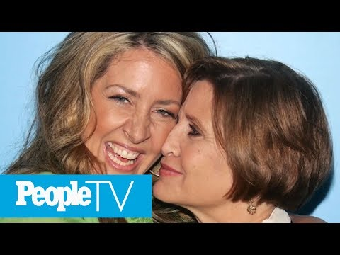 Joely Fisher Shares How Her Sister Carrie Fisher Inspired Her | PeopleTV