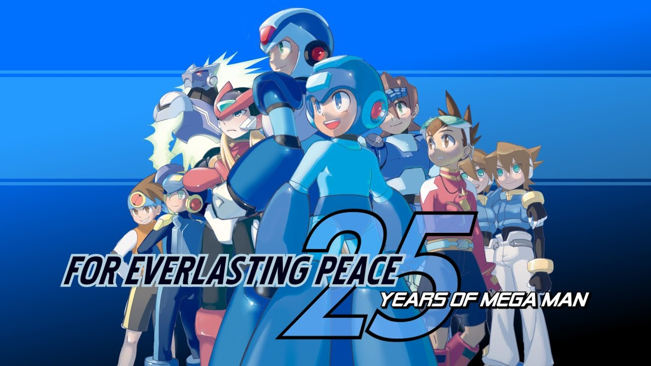 For Everlasting Peace: 25 Years of Mega Man - An OverClocked