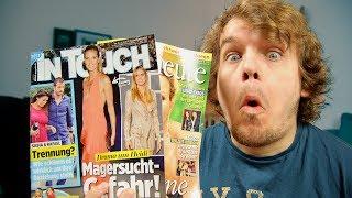 Po-Zoff Eskalation - Klatsch Zeitschriften