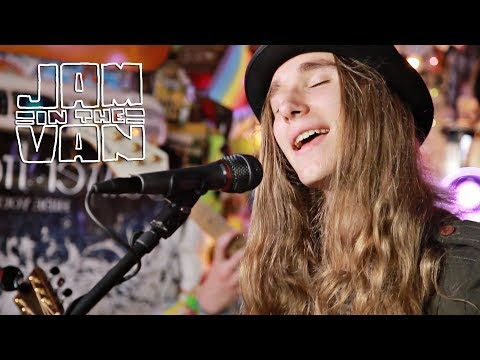 "SAWYER FREDERICKS - ""Gasoline"" (Live at JITVHQ in Los Angeles, CA 2017) #JAMINTHEVAN"