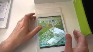 Распаковка планшета 3Q RC7802F... Впечатления(Распаковка планшета 3Q RC7802F в стиле iPad mini, Первые впечатления..., 2014-05-05T19:56:20.000Z)