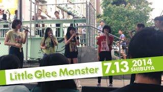 2014/7/13 渋谷ズンチャカ@みやしたこうえん Let It Go ~ありのままで...