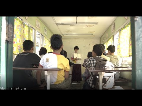 The Myanmar Mobile Education Project - Joss Stone Foundation