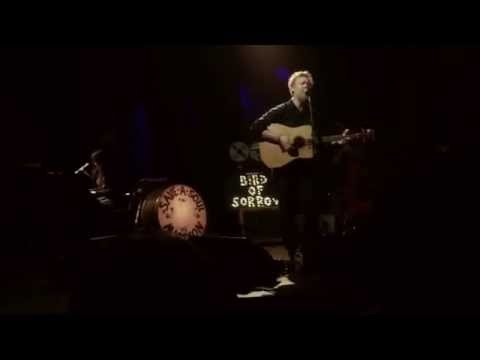 "Glen Hansard Performs ""Bird of Sorrow"" Live at Stubb's Austin (9/25/16)"