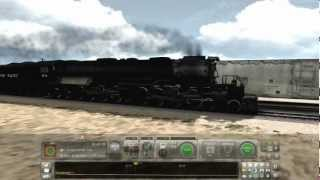 Train Simulator 2013 Big Boy 4-8-8-4