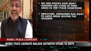 Coronavirus Townhall 360° by NDTV 24x7 with Nobel Peace Laureate Kailash Satyarthi