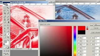 Photoshop , фотошоп , уроки , для начинающих  08