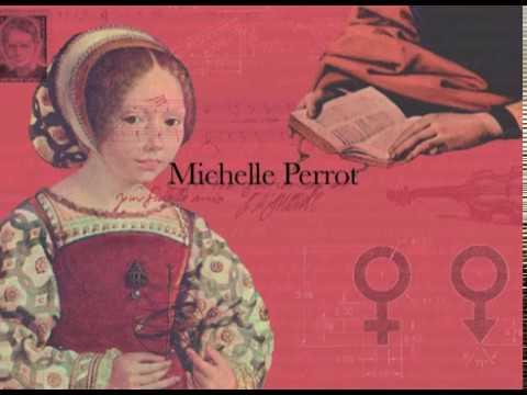 Conférence de Michelle Perrot (historienne)