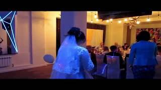 Песня благодарности жениху и родителям от невесты на свадьбе 2019 тамада ведущая Мария