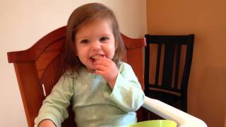 Precious Moments - First Words with a 16 Month Old Toddler