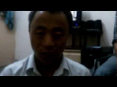 Voa latest News, Challenging Pema Dorje.