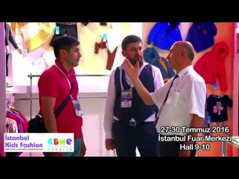 Istanbul Kids Fashion 2016