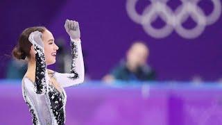 ALINA ZAGITOVA SP Olympics Korean commentary with ru en subs КП с корейскими комментариями
