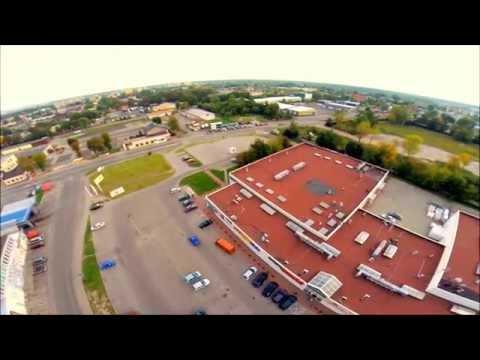Zawiercie Dronem - OPG i okolice