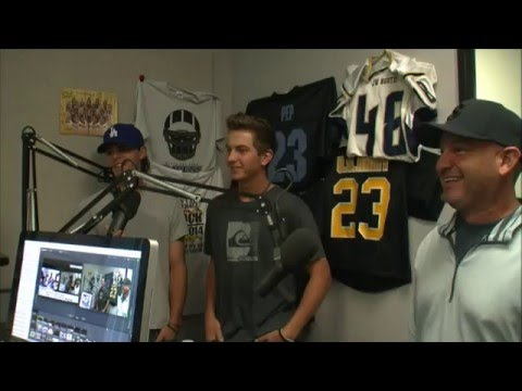 Santiago Baseball on The Inland_Sports Show (5-14-16)