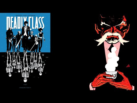 Deadly Class Vol 1| Reagan Youth Review Video