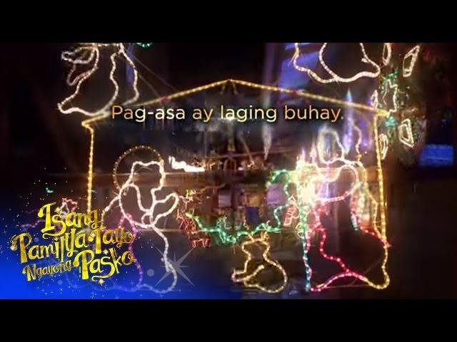 "ABS-CBN Christmas Station ID 2016 ""Isang Pamilya Tayo Ngayong Pasko"" Premiere | Teaser 2"