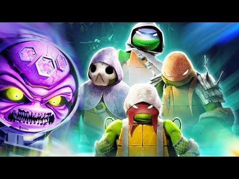 Teenage Mutant Ninja Turtles: Legends !! Unlocked LEONARDO Vision Quest