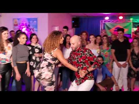 Ataca y La Alamana Bachata Dance - Love Song