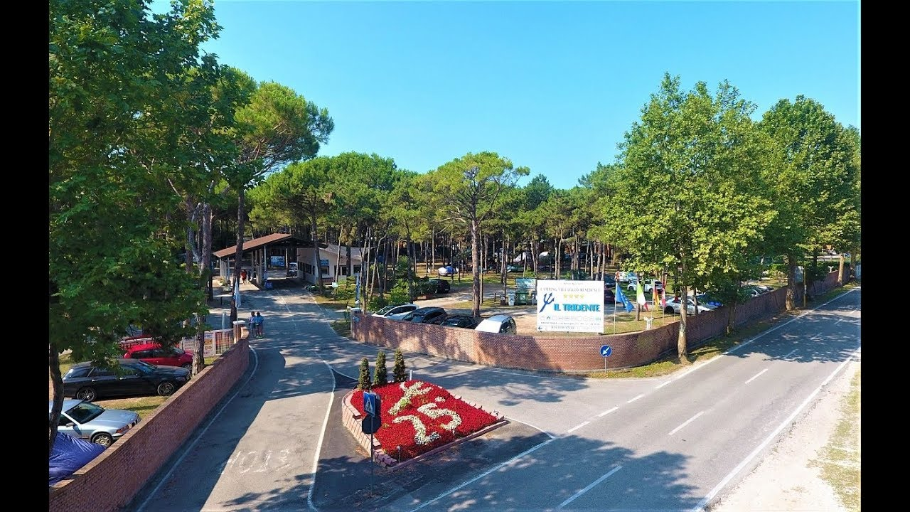 Camping Residence Il Tridente - Full video - YouTube