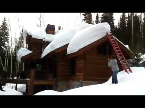 Snow Removal From Roof