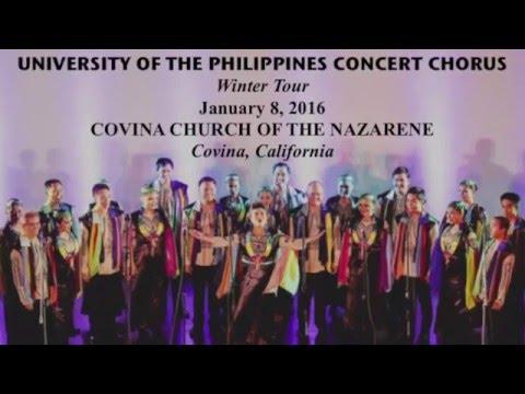 UP Concert Chorus-Eres Tu