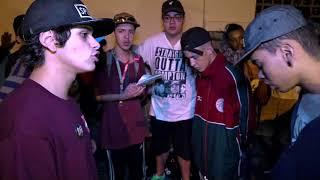 FINAL -  WM e Igão VS Andrade e Gordão  - batalha do Santa Cruz -  030618