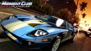 CGRundertow MIDNIGHT CLUB: LOS ANGELES for PlayStation 3 Video Game Review