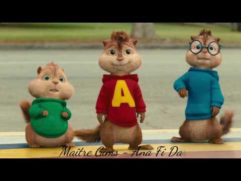 Maître Gims - Ana Fi Dar - Version Chipmunks