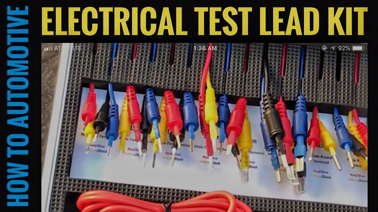How To Easily Test Automotive Electrical Circuits