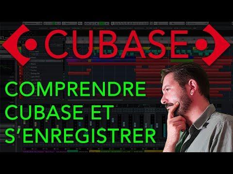 Tutoriel CUBASE débutant Gratuit : Comprendre Cubase et s'enregistrer