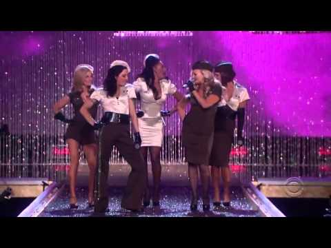 Stop - Spice Girls Live Victoria's Secret At Fashion Show  2007 HD
