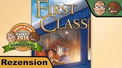First Class: Unterwegs im Orient Express - Brettspiel - Review
