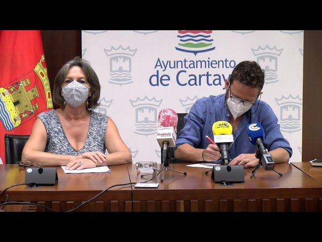 Cartaya Tv | Presentación del programa de atención social