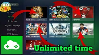 Finally :- Get 7 Games on One Gloud Games Account! Unlimited time For 7 Games! GET Email or Password