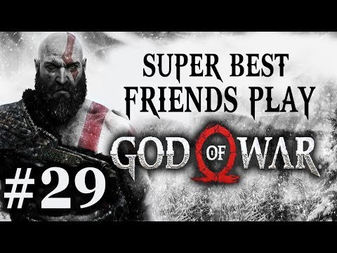 Super Best Friends Play God of War (Part 29)