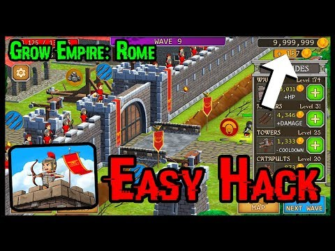 Grow Empire: Rome - Hack Apk v1.2.10 [ Unlimited Money, Exp Points ]