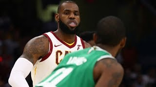 LeBron James BLASTS Kyrie Irving for Saying the Cavs Didn