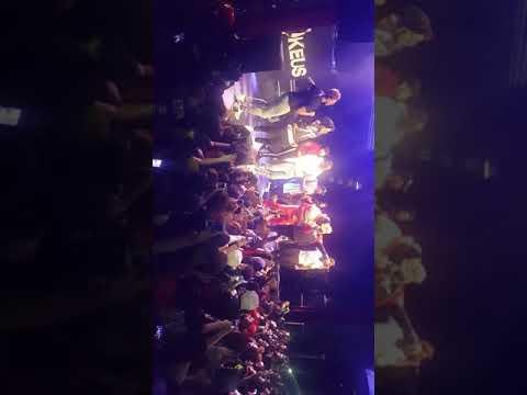 4KEUS feat NAZA &  KBLACK MIGNON GARÇON CONCERT LA CIGALE 29 AVRIL