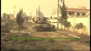 Русские танки Т-90 в Сирии. Видео.(По информации ряда интернет-ресурсов, в боях за Алеппо участвуют около 15 танков Т-90, которые были получены..., 2016-02-05T07:39:22.000Z)
