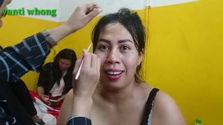 Make over suni tukang pijat seksi