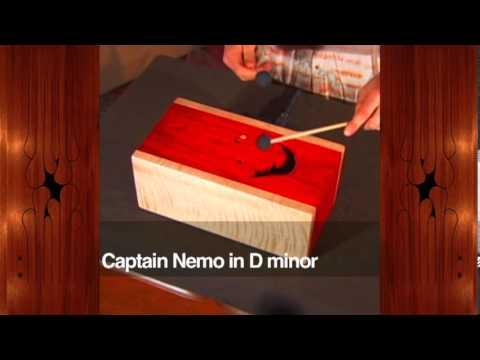CAPTAIN NEMO IN D minor