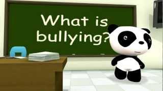 Bamboo the Anti-Bully Bear