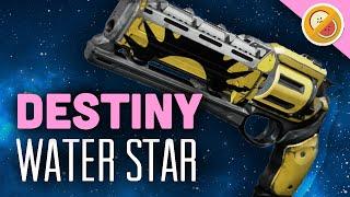 DESTINY Water Star Legendary Hand Cannon Review (Trials of Osiris)