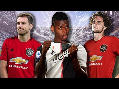Will Paul Pogba Leave Manchester United After Agent Comments?! | Euro Round-Up