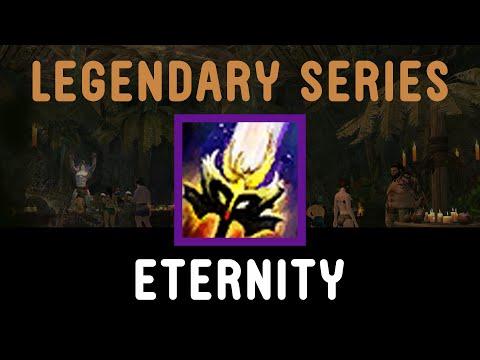 GW2 Legendary Series: Sunrise - Twilight - Eternity