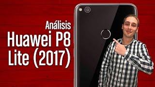 Huawei P8 Lite 2017: Review, análisis y características completas