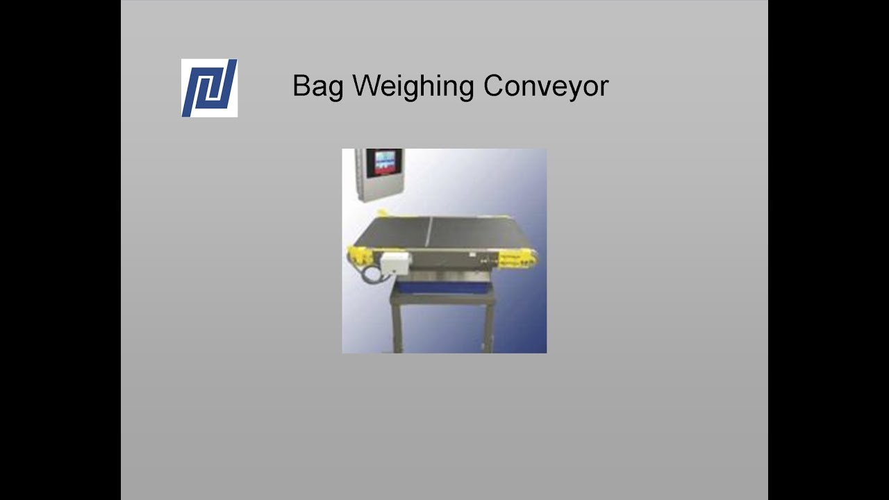 Inline Check Weigher Thompson Scale Checkweigher